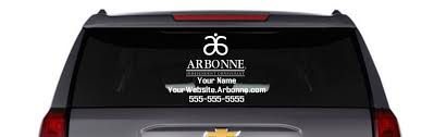 Arbonne Car Decal White Kakaodesigns Car Lettering Lipsense Car
