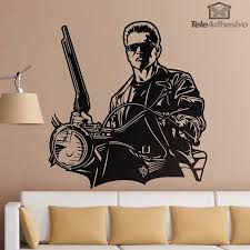 Terminator Wall Stickers Wall Stickers Terminator Stickers