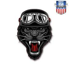 Naklejki Scienne I Fototapety Laptop 1010 Black Panther Skull Panther Wakanda Decal Sticker For Car Window A2btravel Ge