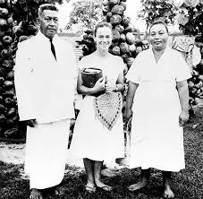 Janet Davidson in Samoa, mid-1960s – Anthropology and archaeology – Te Ara  Encyclopedia of New Zealand