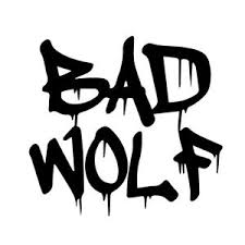 5 5 Bad Wolf V1 Vinyl Decal Sticker Car Window Laptop Doctor Who Dr Bbc Tardis Ebay