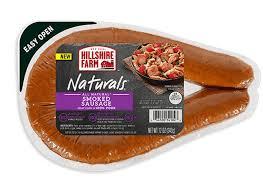 hillshire farm naturals smoked sausage