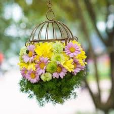 Cool Hanging Planter Ideas For Outside