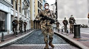 مراجعات فيروس كورونا للعلاقات المدنية – العسكرية