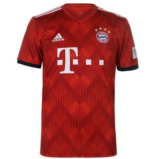 Image result for Bayern Munich kit deal