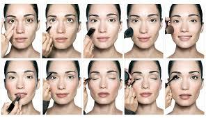 the 10 step makeup look by bobbi brown