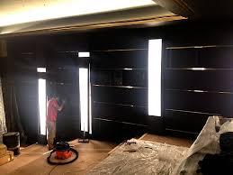 home cinema fabric wall pt
