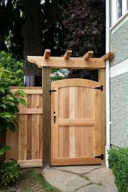 Vancouver Arbours Premium Company Custom Design Cedar Gates Fence In Of Bccedar Gates Fence Gate Design Wooden Garden Gate Privacy Fence Designs