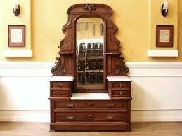 huge antique gentleman s dresser