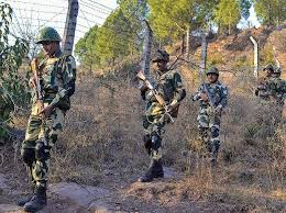 India To Soon Deploy 1st Smart Fence Project Along Pak Bangladesh Border Business Standard News