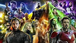avengers infinity war wallpaper 4k