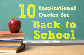 beginning school quotes quotesgram