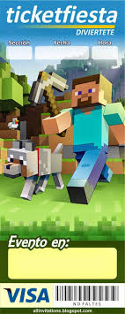 Fiesta De Minecraft Cumpleanos Infantil Tips De Madre