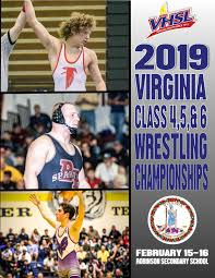 2019 VHSL CLASS 4,5,6 WRESTLING CHAMPIONSHIPS by Andrew Foster - issuu