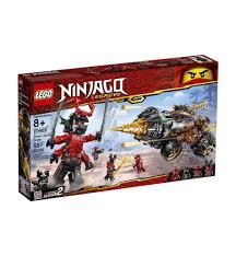 LEGO 70669 - Coles Powerbohrer - LEGO Ninjago - LEGO® - Home