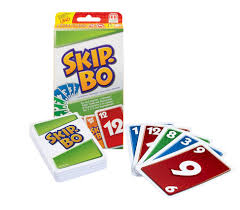 maxiaids skip bo card game