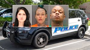 Three arrested on drug related charges in Meridian | KBOI