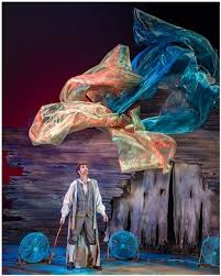 """The Tempest"""" reviewed by Carol Moore"""