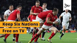 Keep the Six Nations free on TV