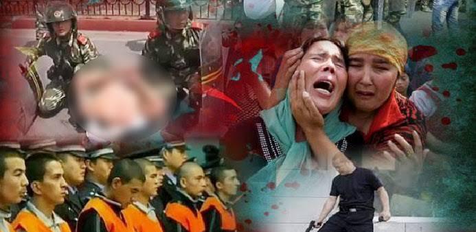 Çin zulmü resimleri ile ilgili görsel sonucu