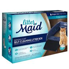 Automatic Single Cat Litter Box | LitterMaid®