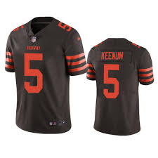 Browns Adarius Taylor Brown Color Rush Limited Jersey