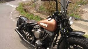 4 sd shovelhead bobber you