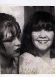 Jackie Smith and Hilda Graham, 1977 / 1978.   1977/8 Shuffle…   Flickr