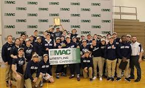 Messiah Captures Second MAC Wrestling Title in Three Years - Middle  Atlantic Conference