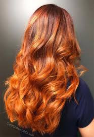 50 copper hair color shades to swoon