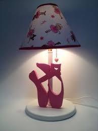 Ballet Ballerina Table Lamps For Kids Room Kids Lighting Other Ballet Room Ballerina Room Ballerina Room Decor