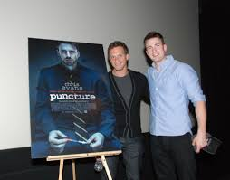 The Chris Evans Blog: More pictures of Chris Evans at the Puncture Q&A