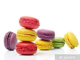 Macarons Wall Mural Pixers We Live To Change