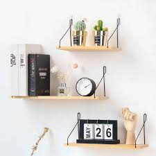 Nordic Style Metal Wall Mount Shelf Kids Room Rack Decoration Storage Organizer Storage Holders Racks Aliexpress