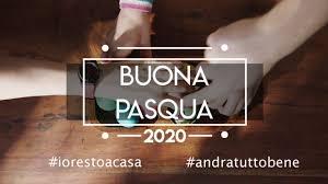 BUONA PASQUA 2020 - Video Auguri - YouTube