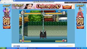 Hướng dẫn các combo của nhân vật obito lv1-Bleach And Naruto 2.4 ...