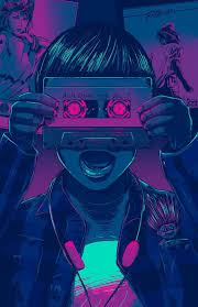 80s retro wallpaper posted by zoey ers