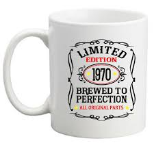 50th birthday gift 1970 gift idea for