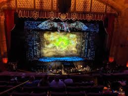 fox theatre atlanta loge left a