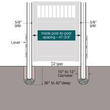 Veranda Pro Series 6 Ft X 8 Ft Woodbridge Baluster Top Unassembled Vinyl Fence Panel 244551 The Home Depot In 2020 Vinyl Fence Panels Vinyl Fence Fence Panels