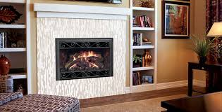gas fireplace insert by mendota hearth