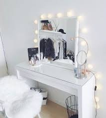 50 dressing table mirror with lights