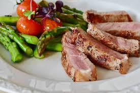 Healthy foods : lean meats