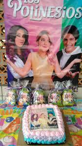 Fiesta Polinesios Fiesta De Cumpleanos Emoji Decoraciones De
