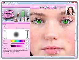 face makeup editing software free