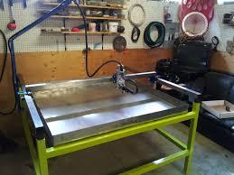 diy cnc plasma cutter table review