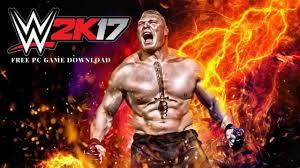 games wwe 2k17 pc game