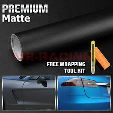 1ftx5ft Matte Flat Textured Black Vinyl Wrap Decal Sticker Decal Sheet Pro Grade Ebay