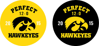 Iowa Hawkeye Vinyl Decals Graphics And Accessories All