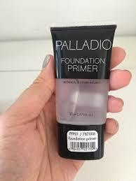 palladio makeup primer review
